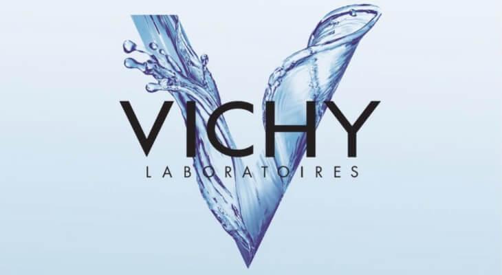 Thương hiệu mỹ phẩm nổi danh Vichy.