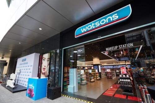 Một cửa hàng bán lẻ của Watson