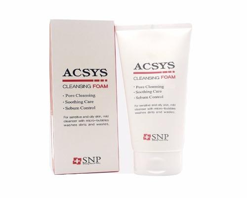 Sữa rửa mặt Acsys là giải pháp làm sạch, hỗ trợ điều trị mụn tối ưu cho những làn da dầu mụn.