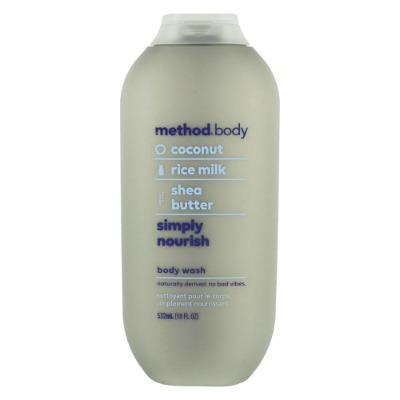 Sữa tắm Method Body Simply Nourish.