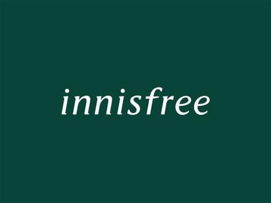 Thương hiệu mỹ phẩm quốc dân Innisfree - Hàn Quốc.
