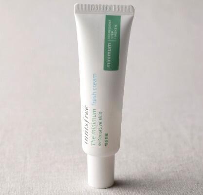 The Minimum Moist Cream For Sensitive Skin thân thiện cho da nhạy cảm