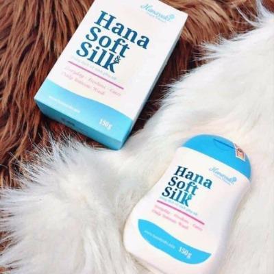 Hana Soft & Silk chính hãng sẽ có ngày sản xuất, hạn sử dụng rõ ràng