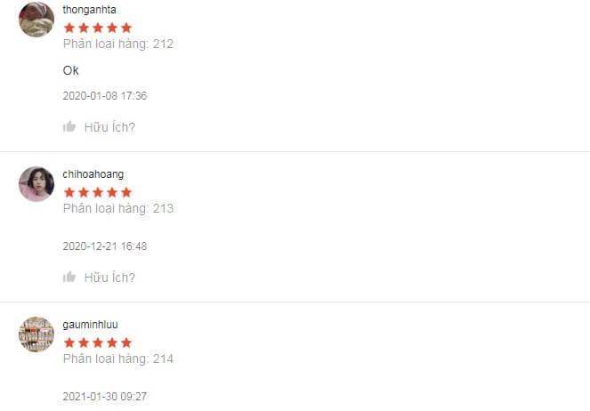 Một số đánh giá tích cực về em son Red Recipe của 3CE