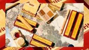 Bộ sưu tập Heritage của thương hiệu Merzy.