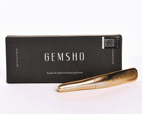 Chất lượng dưỡng mi Gemsho được nhiều người dùng kiểm chứng.