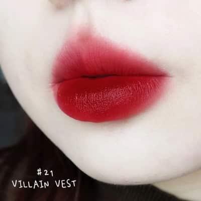Son kem Romand màu 21 - Villain Vest.