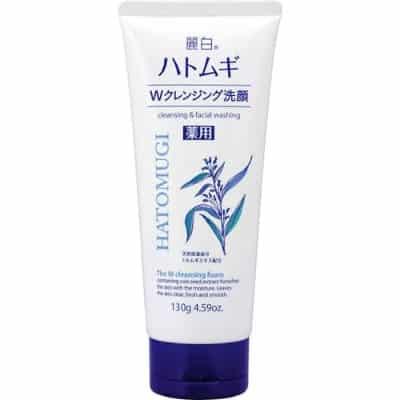 Sữa rửa mặt Hatomugi Cleansing & Facial Washing.