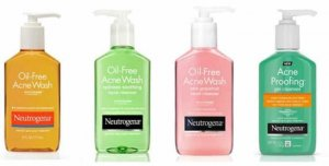 Sữa rửa mặt Neutrogena rất được team da dầu mụn ưa thích.