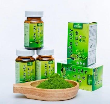 Sản phẩm bột Keto Slim giúp hỗ trợ giảm mỡ, giữ dáng hiệu quả