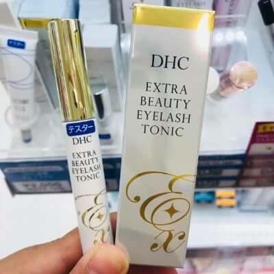 Dưỡng mi DHC Extra Beauty Eyelash Tonic.