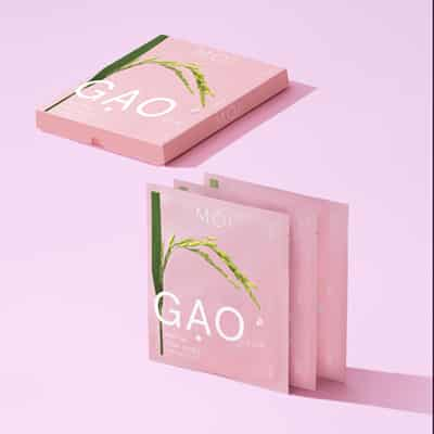 Mặt nạ gạo của M.O.I Cosmetic.