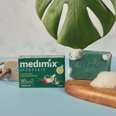 Xà phòng Medimix 18 loại thảo dược.