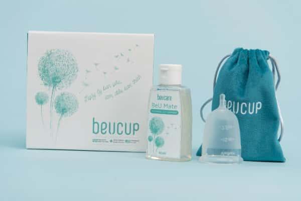 Chất lượng của cốc nguyệt san BeUcup được nhiều phái đẹp đánh giá cao.