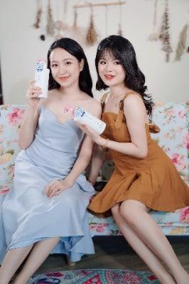 Nhiều người đẹp Việt cũng rất tin tưởng chất lượng Yukina.