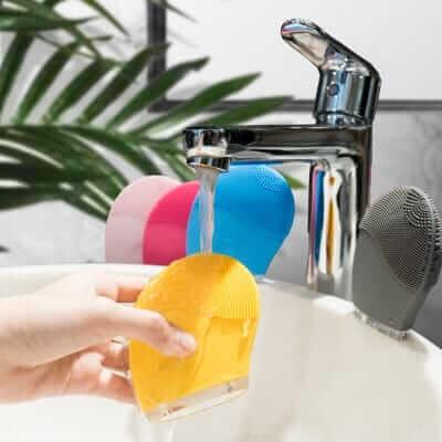 Máy rửa mặt Halio đến từ Mỹ.
