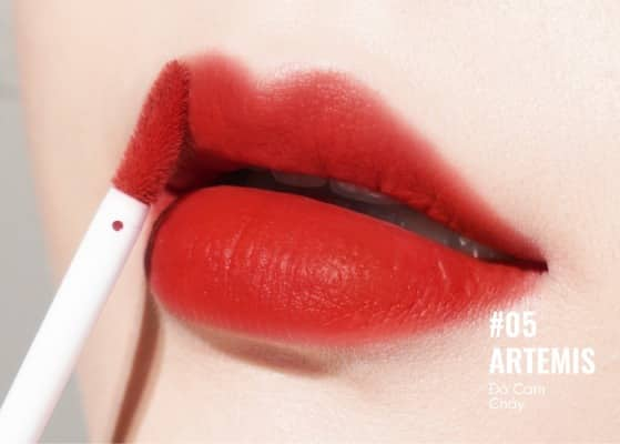 Son Gilaa Plumping Lip Serum màu 05.