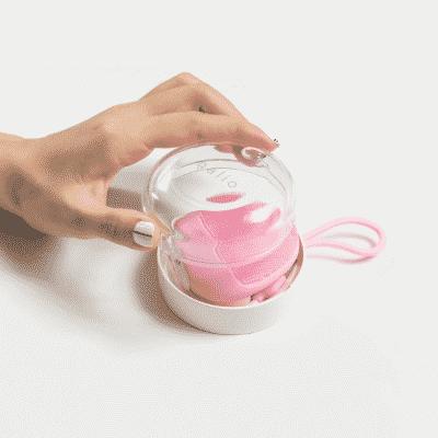 Thiết kế và công dụng của máy rửa mặt Halio Sensitive đều khiến mình ưng bụng.