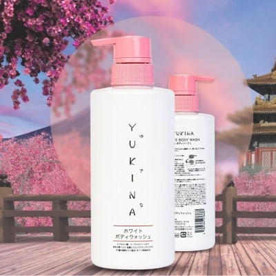 Sữa tắm Yukina.