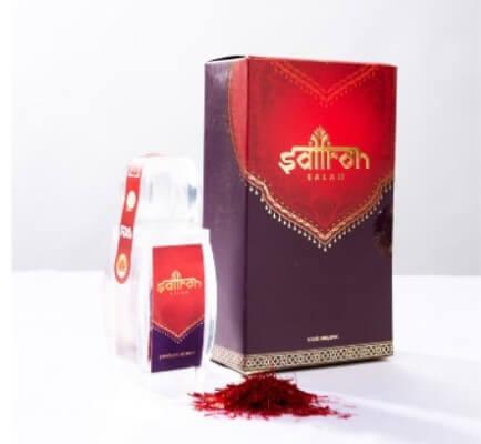 Saffron Salam được nhiều người tin dùng cho bản thân và gia đình