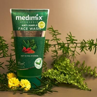Sữa rửa mặt Medimix
