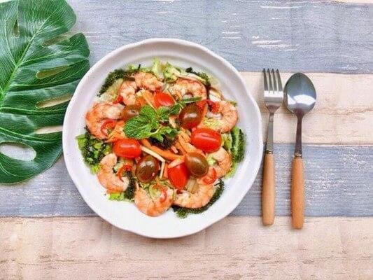 Rong nho dễ chế biến và tạo nên nhiều món ăn ngon