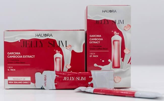 Thạch Jelly Slim chính hãng có tùy chọn hộp 14 gói và hộp nhỏ 7 gói