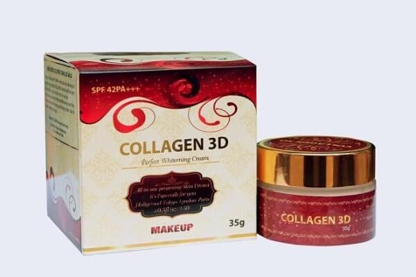 Kem trị nám Collagen 3D.
